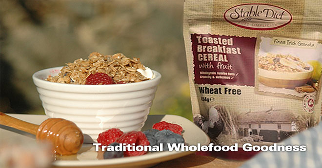 Traditional Wholefood Goodness